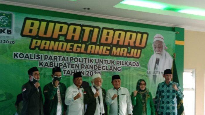 PPP-PKB Berkoalisi untuk Lawan Petahana di Pandeglang