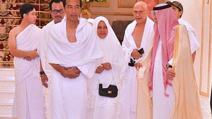 Jokowi dan Pemain Liverpool Mohamed Salah Masuk Daftar 50 Besar Tokoh Muslim Berpengaruh di Dunia