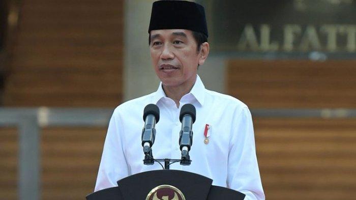 Presiden Jokowi Ingatkan Ormas Islam Hindari Praktik Keagamaan Eksklusif-Tertutup