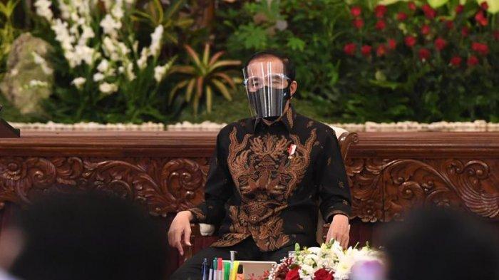 Sekarang Presiden Jokowi Minta Penanganan Covid-19 dari Aspek Kesehatan jadi Prioritas, Sebelumnya