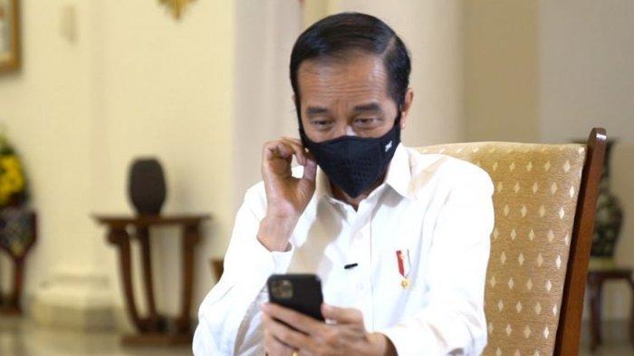 Hina Presiden Jokowi Wanita Paruh Baya Diamankan Polisi, Diduga Gangguan Jiwa, Bebas dari Hukuman?