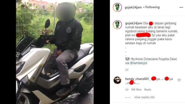 Pria yang Nekat Pamerkan Alat Kelamin di Karawang, Berhasil Diamankan Polisi