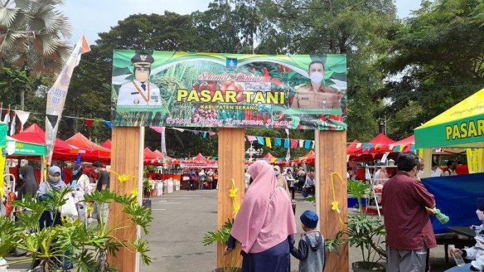 Pasar Tani, Cara Pemkab Serang Kenalkan Produk Lokal ke Masyarakat