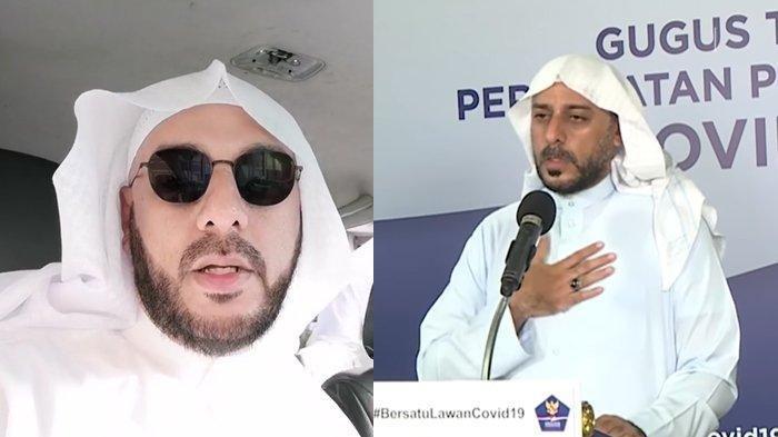 Profil Syekh Ali Jaber