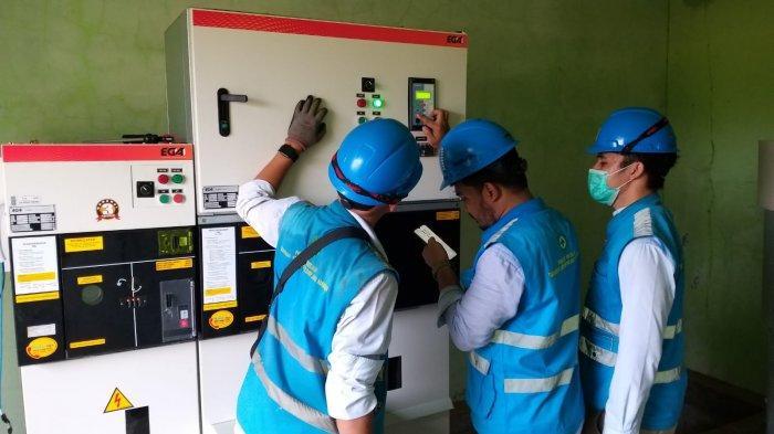 PLN UID Banten memberikan satu program terobosan, yaitu Same Day Service atau Layanan Sehari Nyala kepada pelanggan.