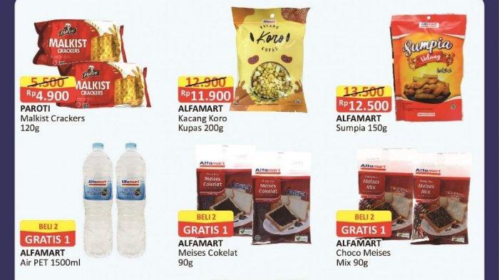 Promo Terbaru Alfamart 8 - 15 Juli 2021, Beli 2 Gratis 1 Alfamart Meises Cokelat & Tisu Basah Bayi