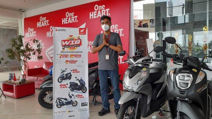 Promo Honda BeAt Sporty khusus pelajar dan mahasiswa di Banten.
