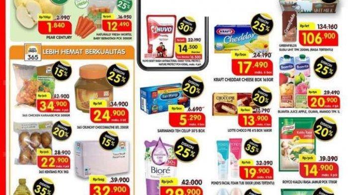 Promo JSM Superindo 11-13 Juni 2021, Dapatkan Ekstra Diskon Khusus Member, Diskon 25% Kraft Cheddar