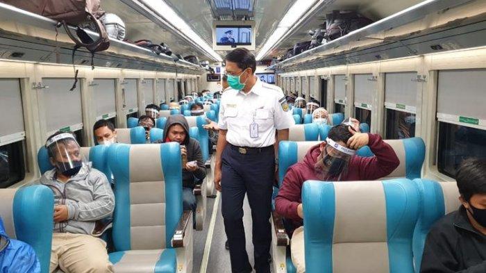 PPKM Darurat, KAI Batasi Jumlah Penumpang, Hanya Jual 50 hingga 70 Persen Tiket Kereta