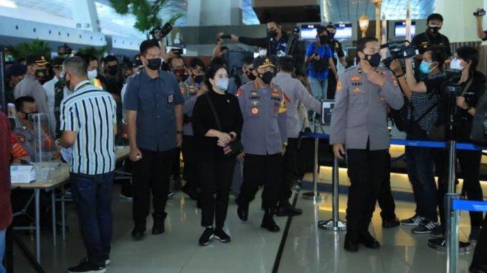 Kapolri Tegaskan WNA yang Masuk Melalui Bandara Soetta Harus Jalani Karantina Ketat