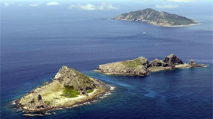 Kepulauan Senkaku Jepang Diserang Dua Kapal China, Ini yang Terjadi