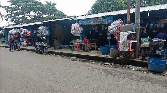 Taman Sari Kota Serang Direvitalisasi, Para Pedagang Direlokasi ke Pasar Kepandean dan Pasar Lama