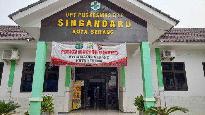 Tenaga Kesehatan Puskesmas Singandaru Kota Serang Sopir Ambulans Sendiri, Cek Pasien Isoman