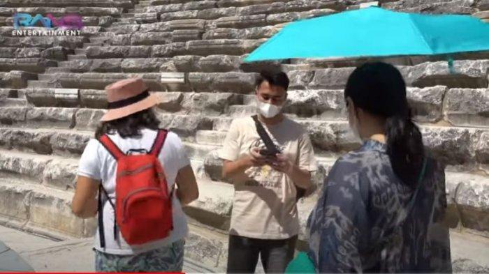 Raffi Ahmad Mengaku Belum Pernah ke Candi Borobudur, Nagita Slavina Syok: Sumpah Demi Apa?