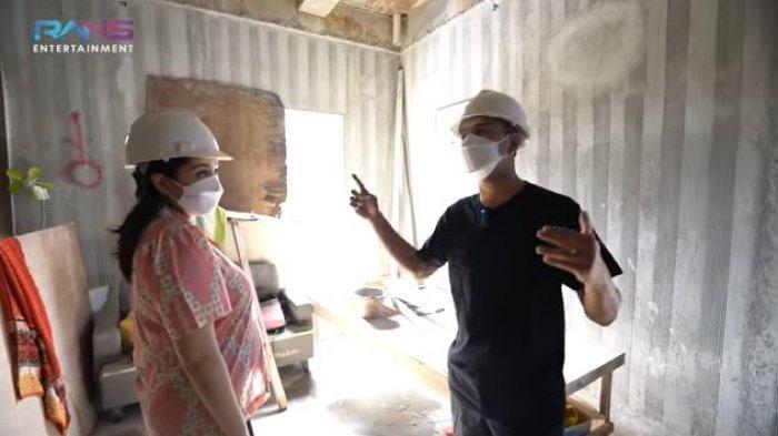 Sudah Hampir Jadi, Nagita Slavina Ingin Rumah Barunya Dirombak Ulang, Raffi Ahmad Pusing : Yaelah