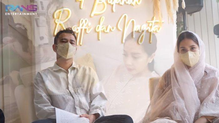 Nagita Slavina Ngambek Suami Tak Ikut Pulang ke Andara, Raffi Ahmad: Emang Kenapa Kalau Kita Pisah?