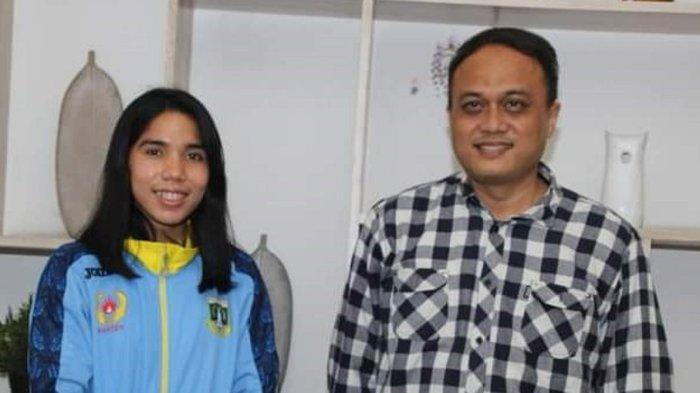 Pijakan Kaki Kurang Tepat, Atlet Panjat Tebing Putri Banten Hanya Meraih Perak