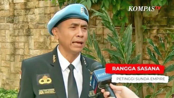 Viral Teori Rangga Petinggi Sunda Empire: Banten Merdekakan Amerika, Beberkan Julukan Uncle Sam