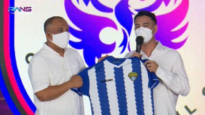 Raffi Ahmad Sebut Nilai Akuisisi Rans Cilegon FC 'Tak Terhingga', Rudy Salim Sebut Angka Rp 300 M