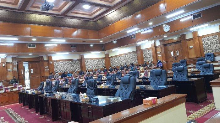 Banyak Anggota DPRD yang Bolos, Rapat RPJMD Kabupaten Serang Diundur