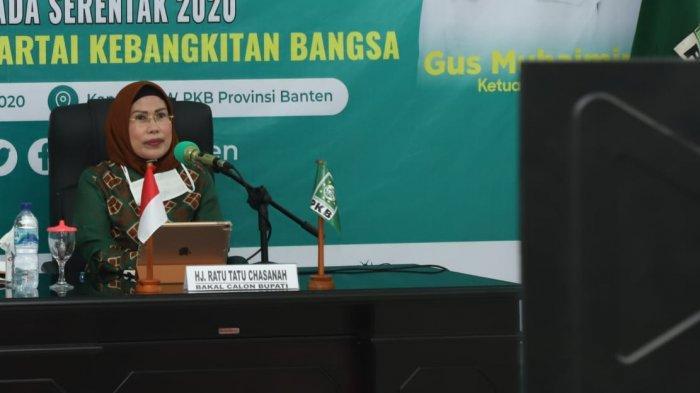 Ratu Tatu Chasanah Janjikan Program Keagamaan Makin Moncer ke PKB