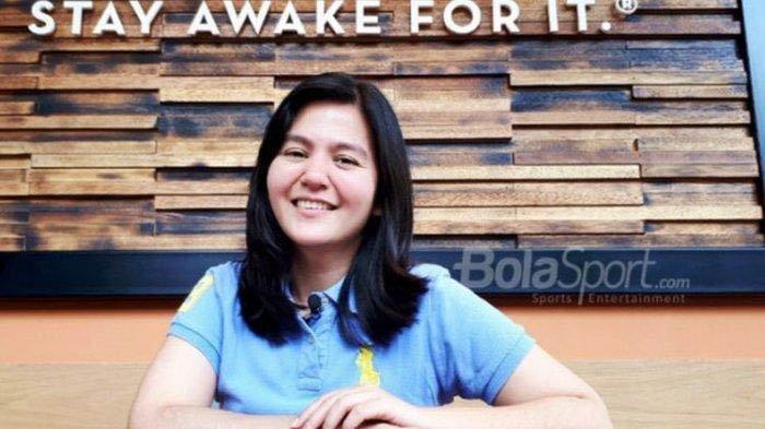 Mundur dari Jabatan Sekjen PSSI, Ratu Tisha Kini Masuk ke Manajemen Perserang Serang
