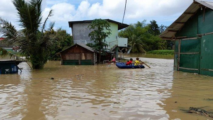 BPBD: Waspada Banjir dan Tanah Longsor di Banten Selatan