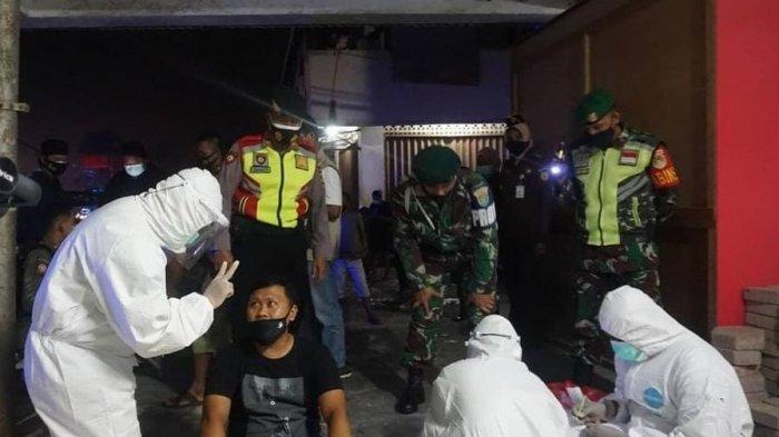 Sepekan PPKM Darurat di Lebak, Satgas Temukan Masih Banyak Warga Nongkrong di Warkop