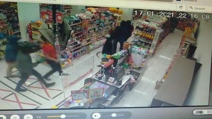 Aksi Teror di Minimarket Tangerang Selatan Diungkap, Pelaku Masih di bawah Umur