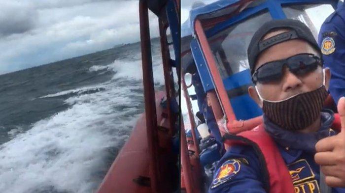 Viral Suara 'Tolong' di Video Petugas Damkar Saat Cari Korban Sriwijaya Air, Ini Analisa Roy Suryo