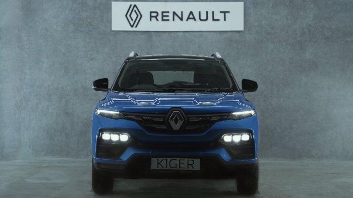 SUV Kompak Renault Kiger Meluncur di Indonesia, Mesin 1.000 CC Turbo, Harga Khusus hingga September