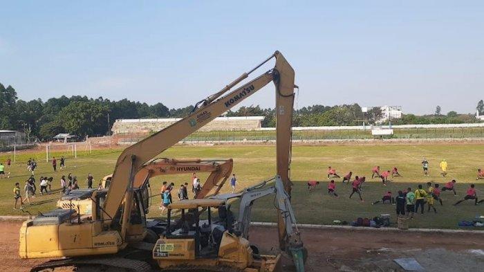 Pemerintah Kota Tangerang Kebut Renovasi Stadion Benteng untuk Kandang Persikota di Liga 3