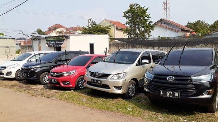 Keluh Kesah Pengusaha Rental Mobil di Kota Serang, Sepi Penyewa Jelang Lebaran 2021