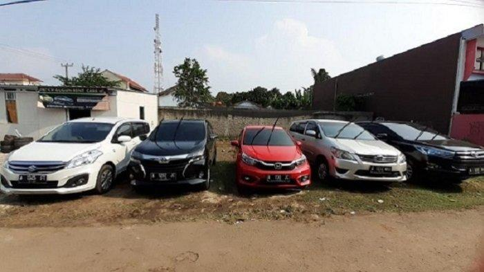Rental mobil CV Gugun Motor, Jalan Kelapa Dua, Kagungan, Kecamatan Serang, Kota Serang