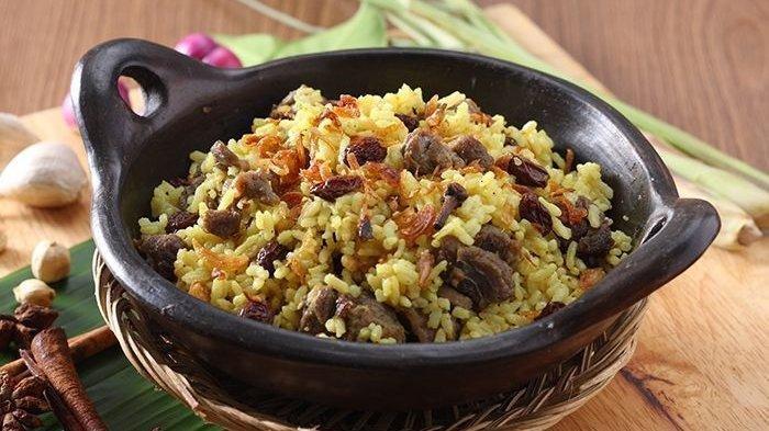 Resep Nasi Kebuli Kambing, Sajian Khas Timur Tengah, Bisa Dicoba saat Idul Adha