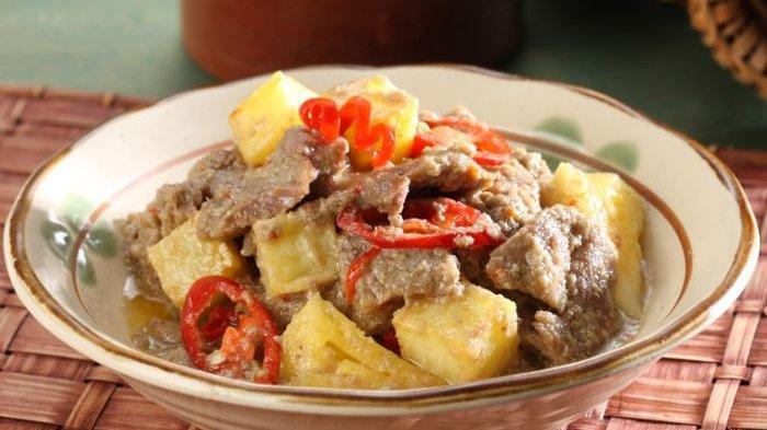 Resep Opor Daging untuk Hidangan Idul Adha, Mudah & Praktis dengan 3 Langkah Masak