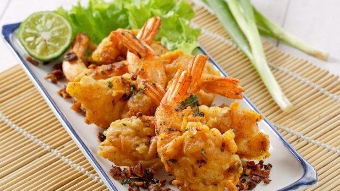 Resep Udang Goreng Cabai Bawang, Cocok Jadi Menu Sahur dan Berbuka Puasa Ramadan 2021