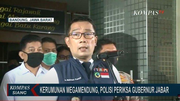 Namanya Sering Disebut untuk Pilpres 2024, Ridwan Kamil Cari Partai Politik : Saya Masih Istikharah
