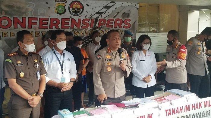 Dua Mafia Tanah 45 Hektare di Alam Sutera Bermodus Gugatan Ditangkap Polisi, Pengacaranya Buron