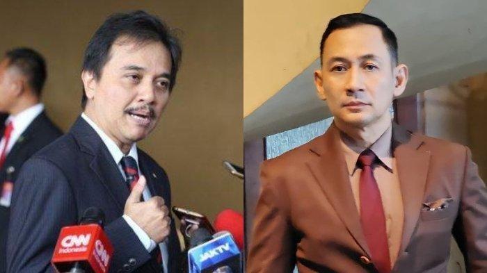 Lucky Alamsyah Dipolisikan Terkait Pencemaran Nama Baik, Roy Suryo : Dia Seperti Agak Ketakutan