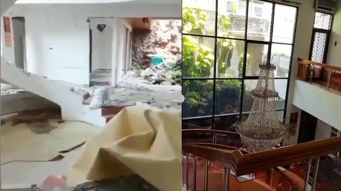 Viral Rumah Mewah Dibongkar Setelah Disewakan, Ternyata Pelakunya Tukang Bangunan