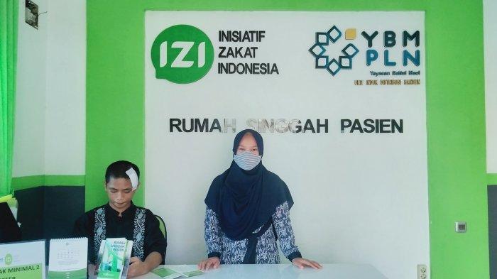 Rumah Singgah YBM PLN IZI Gratis bagi Pasien Rawat Jalan di Kota Serang, Dapat Makan 3 Kali Sehari