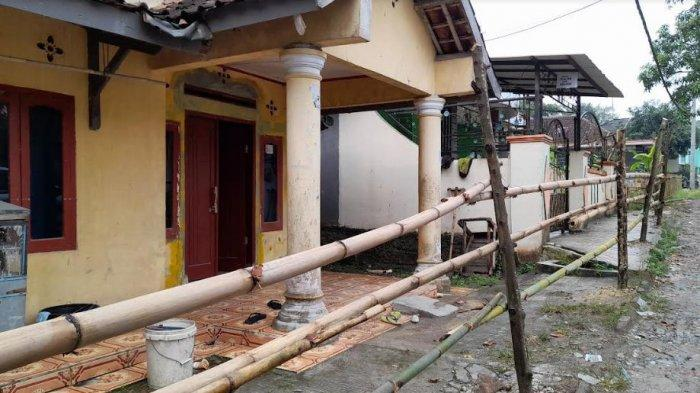 Supriadi Tutup Akses Rumah Warga di Serang Pakai Pagar Bambu, Buntut Menumpang di Tanah Warisan