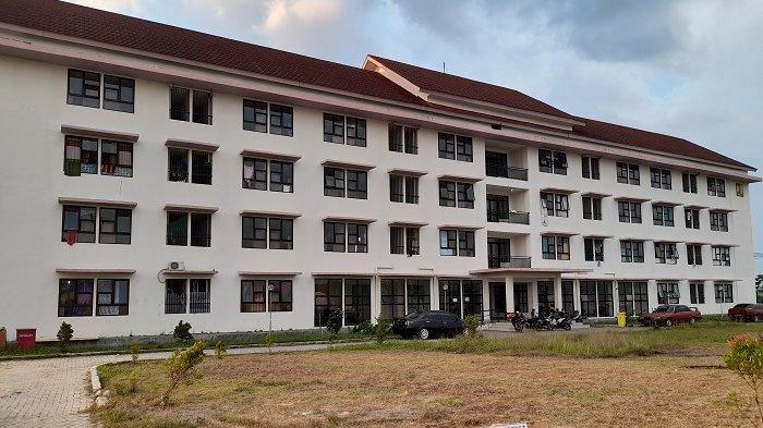Bertumbangan Karena Covid-19, Belasan Nakes RSUD Dr Adjidarmo Lebak Ditempatkan di Rusunawa