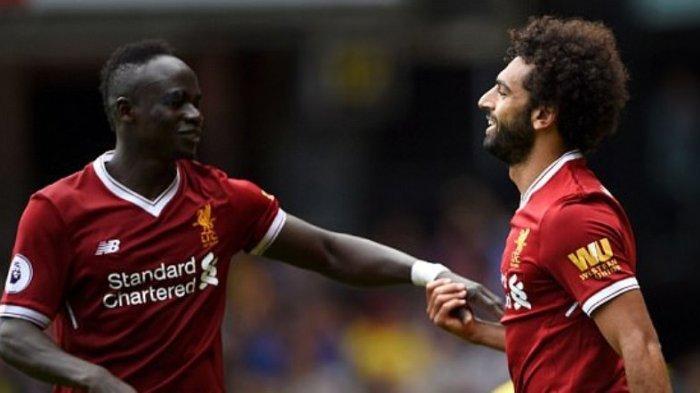 Hasil Liga Champions: Salah-Mane Bawa Liverpool Kalahkan RB Leipzig 2-0, The Reds Sulit Dibobol