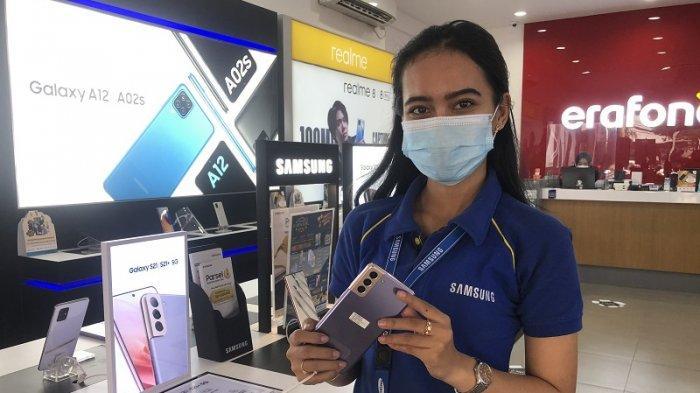 Lengkap Update Terbaru Harga iPhone dan Android di Kota Serang,  Ada Cashback Hingga Rp 5 Juta