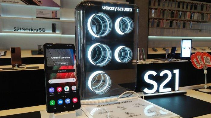 Daftar Harga HP Samsung Terbaru Bulan April 2021, Galaxy A72 hingga Galaxy S21 Plus
