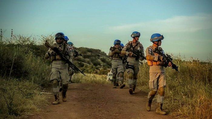 6 Personel Polda Banten Jalankan Misi Unamid di Afrika, Kabid Humas: Bertugas di Bidang yang Berbeda