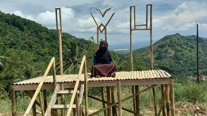 Saung Bambu Ciboyot, Kelurahan Gerem, Kecamatan Gerogol, Kota Cilegon