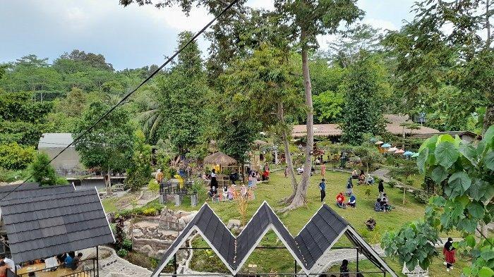 Wisata Alam di Serang Juga Ramai Dikunjungi Warga, Tapi Masih Ada Pengunjung Nakal